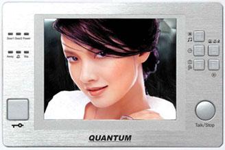 Видеодомофоны Quantum
