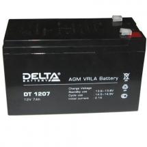 DT 1207 (Delta) Аккумуляторы и боксы для АКБ