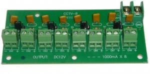 CCTV-8 (AccordTec) Стабилизаторы, преобразователи напряжения, устройст