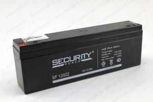 SF12022 (Security Force) Аккумуляторы и боксы для АКБ