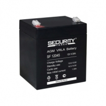 SF12045 (Security Force) Аккумуляторы и боксы для АКБ
