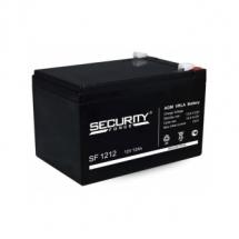 SF1212 (Security Force) Аккумуляторы и боксы для АКБ