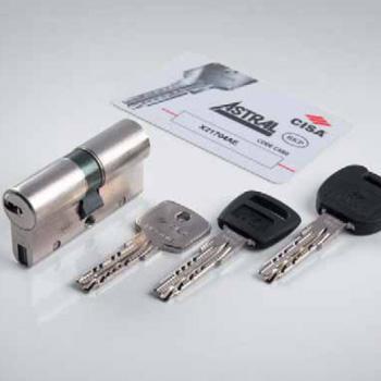 Комплект ключей для перекодировки